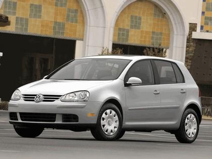 2006 Volkswagen Golf Rabbit 5-door 12