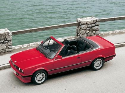 1986 BMW 325i ( E30 ) cabriolet 3