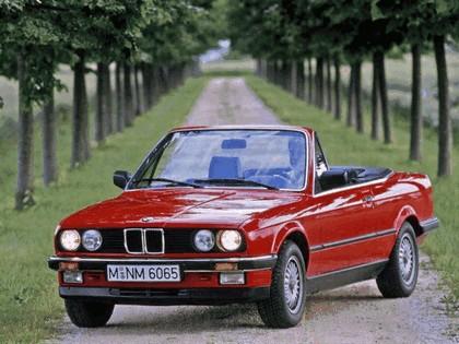 1986 BMW 325i ( E30 ) cabriolet 4