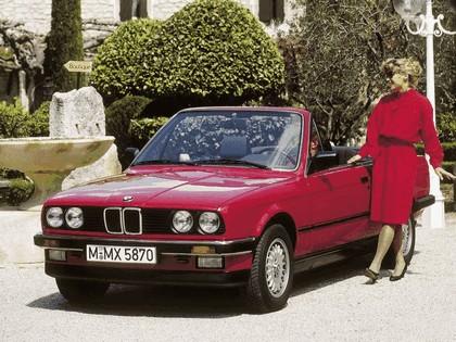 1986 BMW 325i ( E30 ) cabriolet 5
