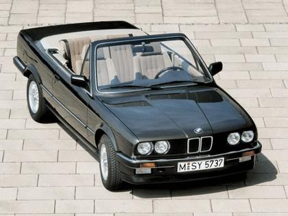 1986 BMW 325i ( E30 ) cabriolet 8