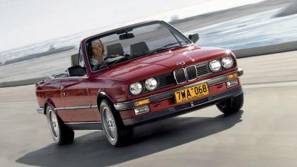 1986 BMW 325i ( E30 ) cabriolet 1