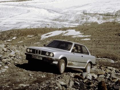 1987 BMW 325iX ( E30 ) coupé 3