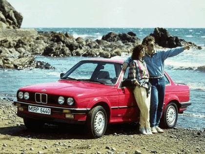 1987 BMW 325iX ( E30 ) coupé 5