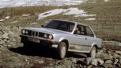 1987 BMW 325iX ( E30 ) coupé 1