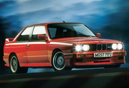 1988 BMW M3 ( E30 ) Evolution II 6
