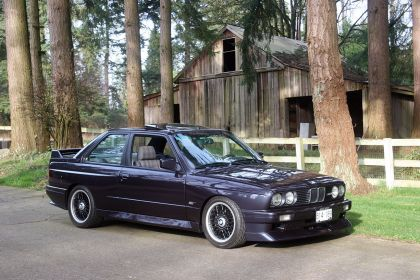 1988 BMW M3 ( E30 ) Evolution II 37