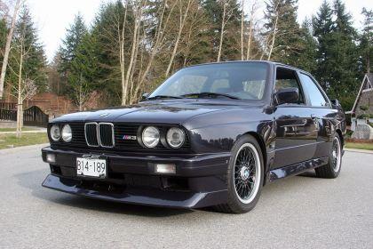 1988 BMW M3 ( E30 ) Evolution II 39