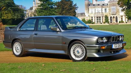 1988 BMW M3 ( E30 ) Evolution II 5