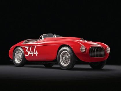 1948 Ferrari 166 MM Touring Barchetta 1