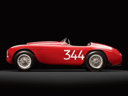 1948 Ferrari 166 MM Touring Barchetta 2
