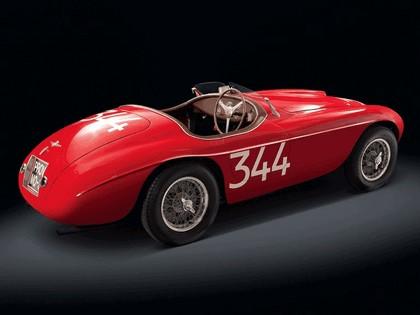 1948 Ferrari 166 MM Touring Barchetta 3