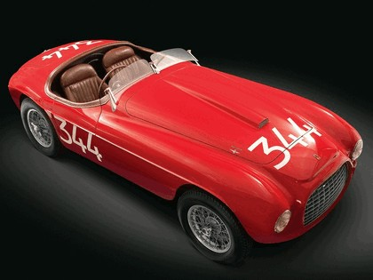 1948 Ferrari 166 MM Touring Barchetta 4