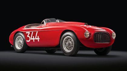 1948 Ferrari 166 MM Touring Barchetta 7