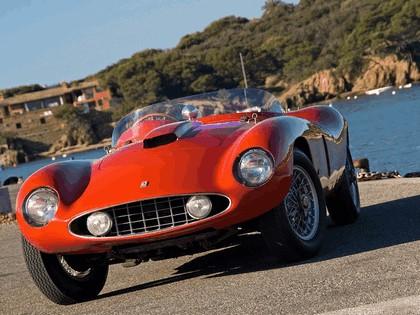 1955 Ferrari 121 LM Scaglietti spider 4