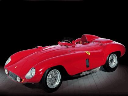 1955 Ferrari 121 LM Scaglietti spider 5