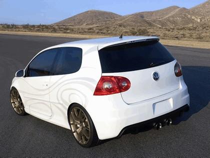 2006 Volkswagen Golf Thunder Bunny concept 4