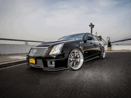 2012 Cadillac CTS-V by D2Forged 1