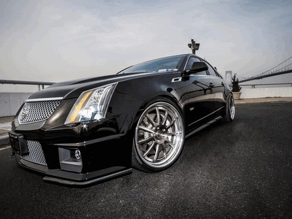 2012 Cadillac CTS-V by D2Forged 2