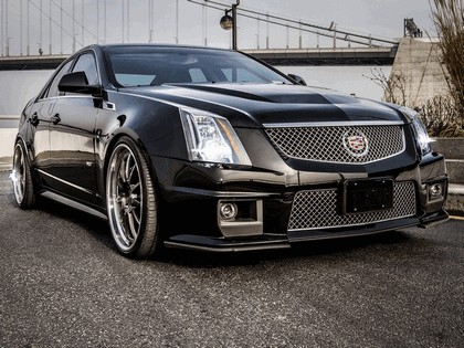 2012 Cadillac CTS-V by D2Forged 5