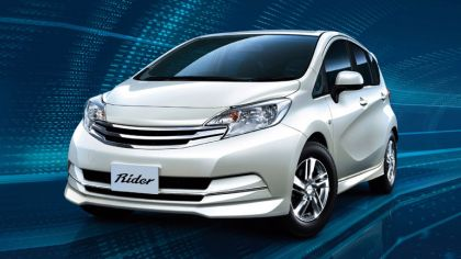 2012 Nissan Note Rider by Autech 3