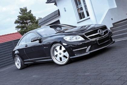 2012 Mercedes-Benz CL ( C216 ) by PP Exclusive 1