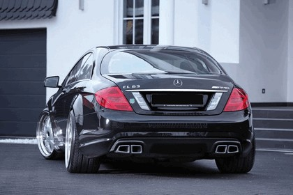 2012 Mercedes-Benz CL ( C216 ) by PP Exclusive 2