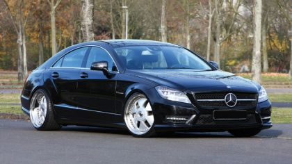 2012 Mercedes-Benz CLS ( C218 ) by PP Exclusive 6