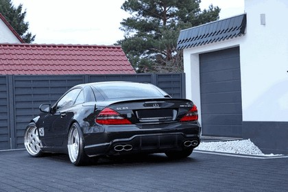 2012 Mercedes-Benz SL65 ( R230 ) by PP Exclusive 2