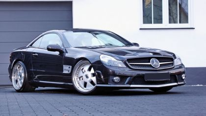 2012 Mercedes-Benz SL65 ( R230 ) by PP Exclusive 8