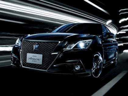 2013 Toyota Crown ( S210 ) Athlete 1