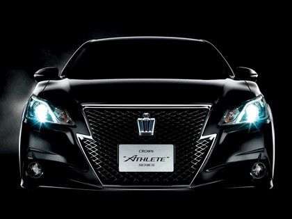 2013 Toyota Crown ( S210 ) Athlete 3