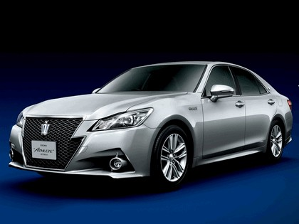 2013 Toyota Crown ( S210 ) Athlete 4