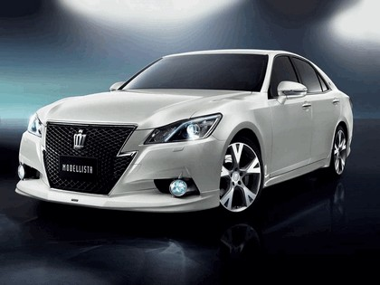 2013 Toyota Crown ( S210 ) Athlete by Modellista 1