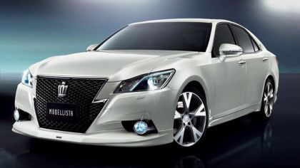 2013 Toyota Crown ( S210 ) Athlete by Modellista 3