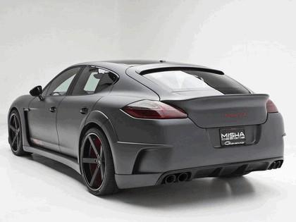 2012 Porsche Panamera ( 970 ) S by Misha 5