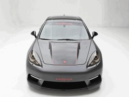 2012 Porsche Panamera ( 970 ) S by Misha 6
