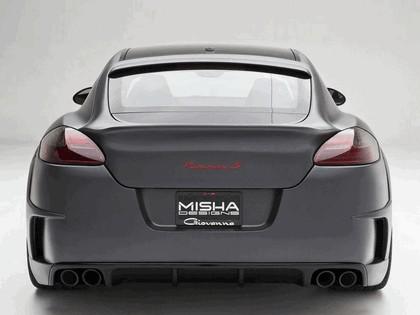 2012 Porsche Panamera ( 970 ) S by Misha 7