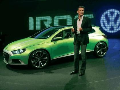 2006 Volkswagen IROC concept 16