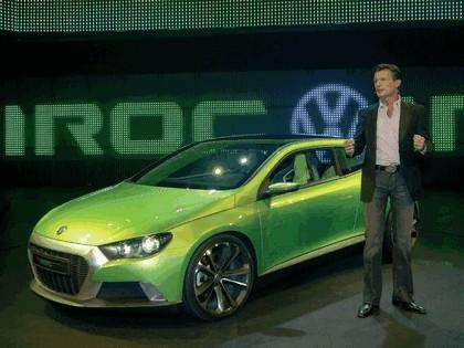 2006 Volkswagen IROC concept 19