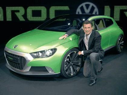 2006 Volkswagen IROC concept 25