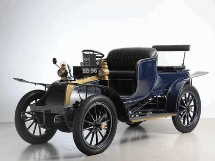 1904 Wilson-Pilcher 12-16 HP 1