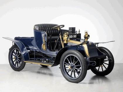 1904 Wilson-Pilcher 12-16 HP 2