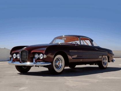 1953 Cadillac Series 62 coupé 1
