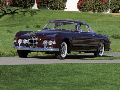 1953 Cadillac Series 62 coupé 2