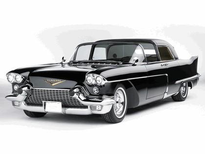 1956 Cadillac Eldorado Brougham Town Car concept 2