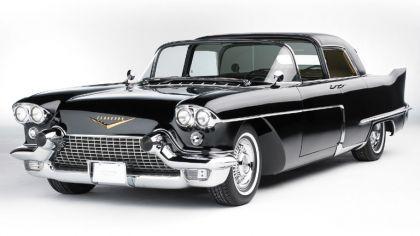 1956 Cadillac Eldorado Brougham Town Car concept 6