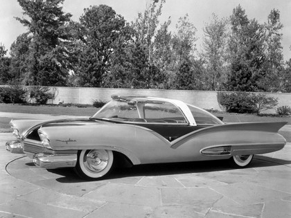 1956 Ford Mystere concept 2