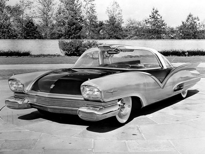 1956 Ford Mystere concept 3