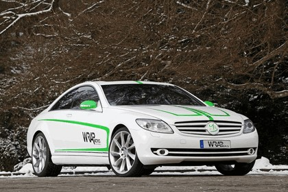 2013 Mercedes-Benz CL500 ( C216 ) by WRAPworks 1